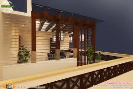 home design for terrace terrace gazebo designs in india kerala home design and floor plans