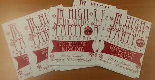 jr high christmas party u2013 wellspring youth
