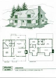 log home plans 1000 sq ft