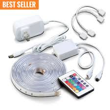 led11360 color changing led rope string led at