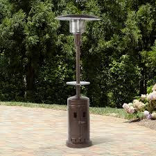 patio table heaters propane patio heaters outdoor heaters sears