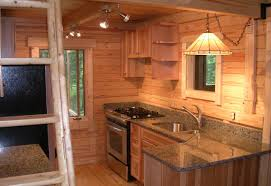 Small Cabin Kits Minnesota Log Cabin Kitchen Picgit Com