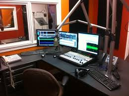 Studio Production Desk by Ron Paley Broadcast Showcase Corus Calgary