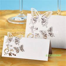12pcs place name card for table name remark wine glass wedding