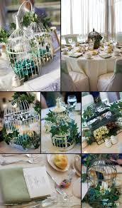 Decorative Bird Cages For Centerpieces by Vintage Birdcages Centerpieces Wedding Reception Centerpieces