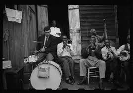 Bands Of The Backyard Stanley Kubrick Plays Drums With The George Lewis Ragtime Jazz