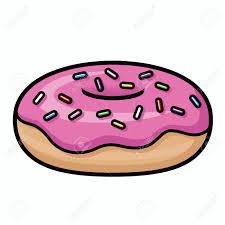 pink martini clip art doughnut clipart cartoon pencil and in color doughnut clipart