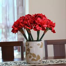 Silk Amaryllis Flowers - online buy wholesale artificial amaryllis from china artificial