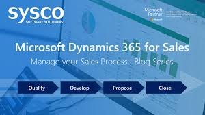 Manage Manage The Sales Process Microsoft Dynamics 365 For Sales Blog