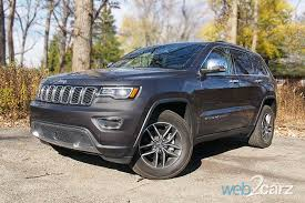jeep 4x4 2017 jeep grand 4x4 limited review web2carz