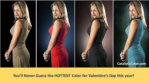 fashion colors for 2016 want to attract the opposite wear this color proven to spark