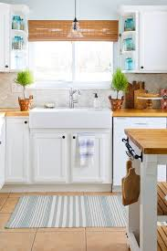 what s the best thing to clean kitchen cabinets with how to clean kitchen sinks and drains better homes gardens