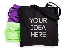 custom tote bags personalized totes spreadshirt