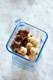 femmes plus cuisine stay cool with banana date plus coconut sugar caramel and