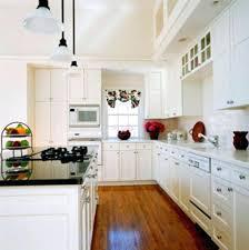 white country galley kitchen white country galley kitchen white