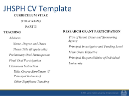 How To Write A Objective For Resume Resumes And Cvs For Mph Students Fall 2010