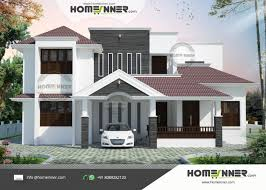 modern home design floor plans 4 bedroom house plans indian style