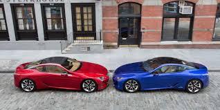 car picker red lexus lflc 2017 lexus lc500 review gearopen