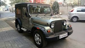 thar price used mahindra thar crde 1572887