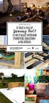 Swimming Pool Furniture by Is That A Pallet Swimming Pool 24 Diy Pallet Outdoor Furniture