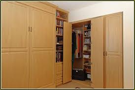 corner closet rod kit home design ideas