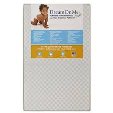 Thin Crib Mattress On Me 3 Portable Non Size Crib Mattress