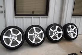 camaro rims for sale chevy ss camaro 20 inch oem factory wheels pirelli tire package