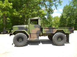 custom military trucks 1969 89 kaiser m35a2 bobbed 2 5 ton truck