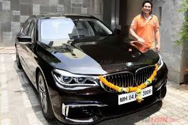 bmw manufacturing plant in india 2016 bmw 7 series 730ld rolls out from bmw india plant