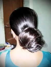 big bun hair lovely big bun indian braided hair flickr