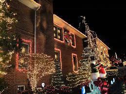 christmas decorations in dyker heights brooklyn tags christmas