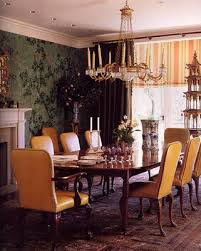 Chinoiserie Dining Room by Chinoiserie Chic Thanksgiving In The Chinoiserie Dining Room