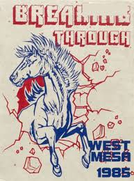 west mesa high school yearbook 1985 west mesa high school yearbook online albuquerque nm
