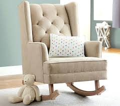 Gliding Chairs For Nursery Small Rocking Chairs For Nursery A Large Upholstered Chair Or A