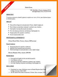 7 dental hygienist resume example offecial letter