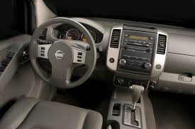 nissan frontier 2016 interior 2009 nissan xterra and frontier feature refreshed styling