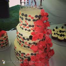 coolest homemade wedding and anniversary cakes