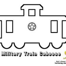 free printable train coloring pages for kids coloring page train