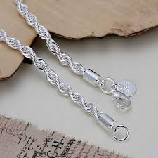 fine silver plated bracelet images Twisted rope silver plated bracelet arhimede jpg