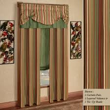 Western Window Valance Themed Curtains Touch Of Class