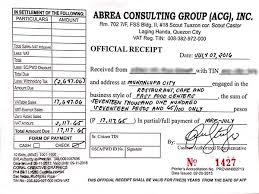 545590381604 fixed deposit receipt excel acknowledge receipt of