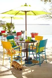 retro outdoor furniture collection metal furniture patios and retro