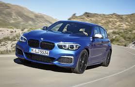 bmw 1 seris bmw 1 series hatchback gets minor updates ahead of redesigned