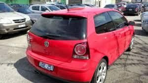 volkswagen hatchback 2007 2007 volkswagen polo 9n my07 upgrade gti a shiraz red 5 speed
