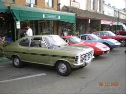 1970 opel kadett wagon 1970 opel kadett rallye image 21