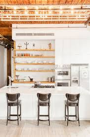 williamsburg loft industrial nyc home designed for a chef and a