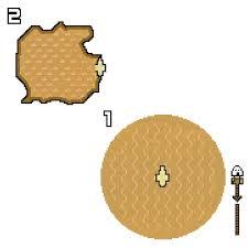Desert Map Image Mh4u Great Desert Map Png Monster Hunter Wiki Fandom