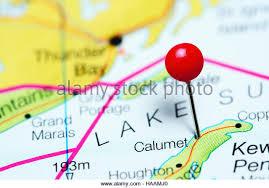 map of calumet michigan calumet michigan stock photos calumet michigan stock images alamy