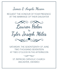 Wedding Invitation Wording From Bride And Groom Wedding Invitation Tips U0026 Wording Samples Wedding Tips Trends