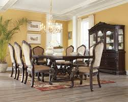 old world style 9 piece dining and buffet cleveland ohio